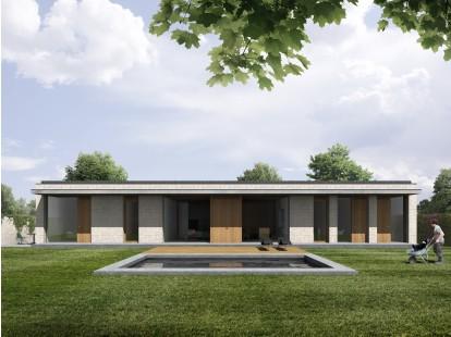Dům tří zahrad