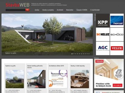 Naše projekty na Stavbaweb